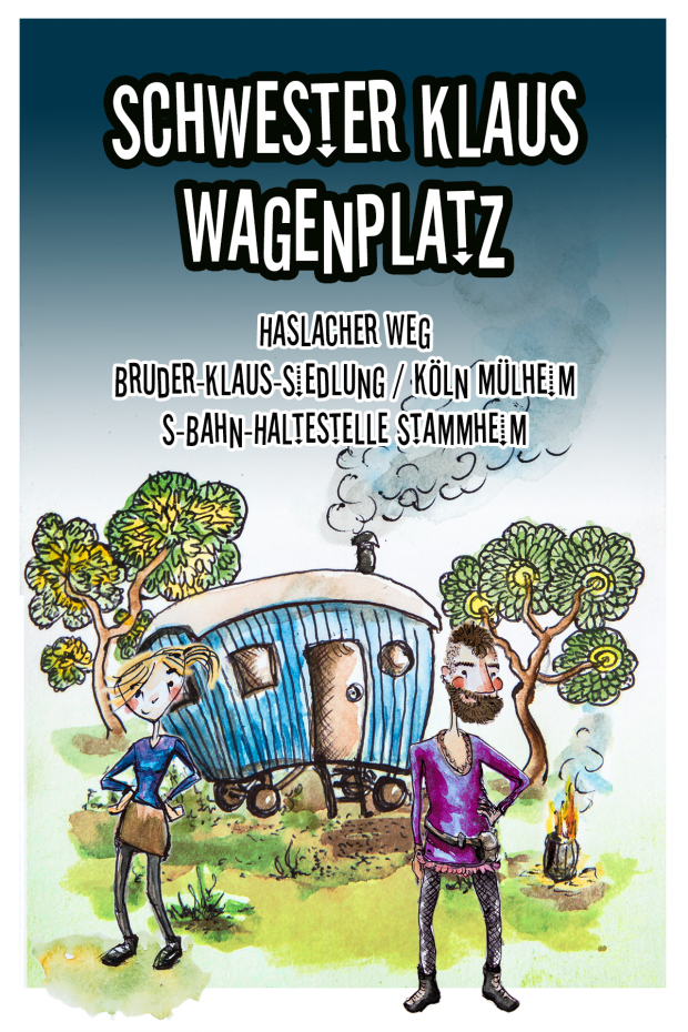 Schwester Klaus Wagenplatz