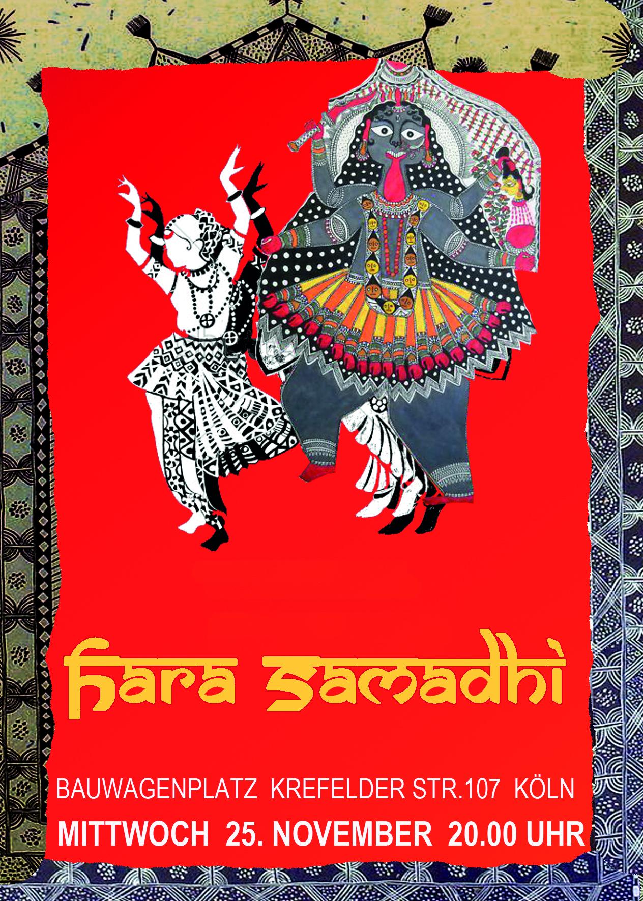 HARA SAMADHI